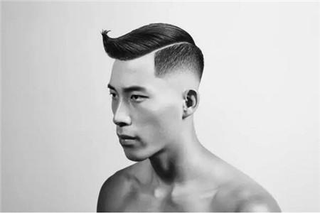 常见男士发型款式