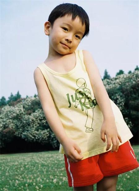 2—8岁小男孩发型