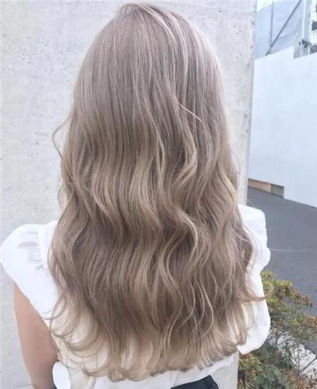 秋冬流行发色