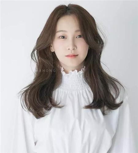 韩式学院风发型