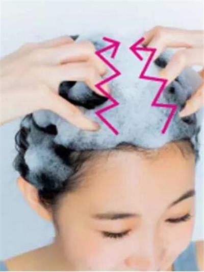 头发怎么洗护