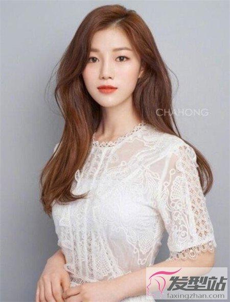 韩式新娘发型2018 浪漫唯你独一无二图片