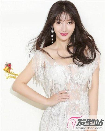 中长发发型最好看的女明星 谁是你心目中的小仙女