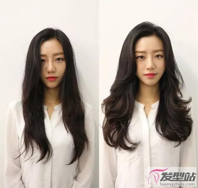 披肩长发怎么弄好看 卷发效果比直发更时尚