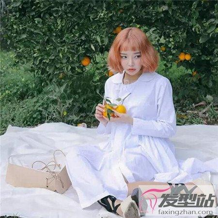 短刘海波波