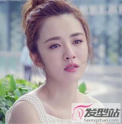 王小米发型 简约甜美少女感满满