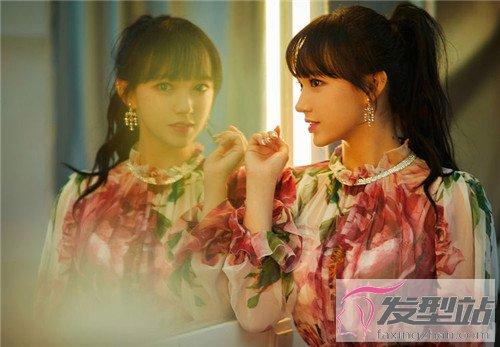 女生刘海怎么留? 超流行的空气刘海发型让你秒变女神