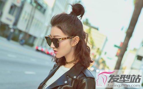 今年最火最流行的韩式发型女 时尚清新让你活力满满