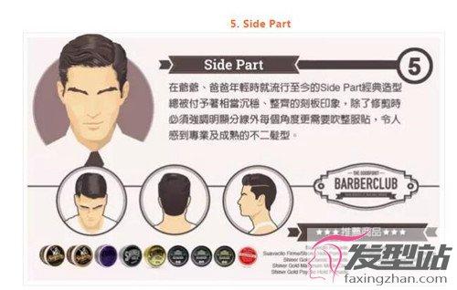 适合男生的7大发型 快来康康你适合哪款造型-男士短发
