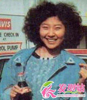 不同年代的流行的经典发型-女生烫发-发型站_最新流行图片