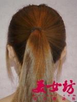 花苞头+蜈蚣辫DIY 特别情人节发型