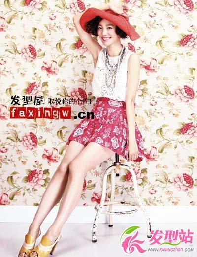 白百何上《米娜》杂志