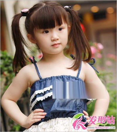 2013时尚儿童发型