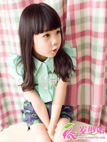 2013流行儿童发型 高清图片