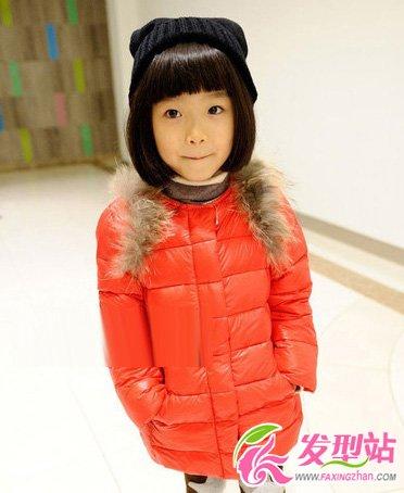 2013流行儿童发型 5 高清图片