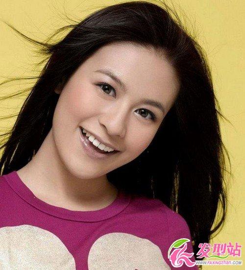 香港tvb女星短发发型图片(3图片