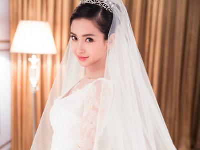 20款时尚韩式新娘发型 好看新娘发型图片大全