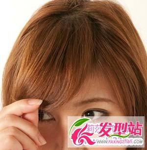 学生的短头发怎样扎才好看 短发女生简单扎发教程