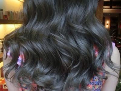 女神大波浪卷发发型 长发波浪卷发发型图片大全图片