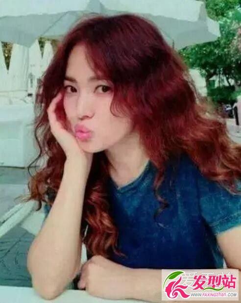 尹恩惠的发型_想烫卷发的女生注意了!烫发之前先需要知道这些-女生烫发-发型 ...