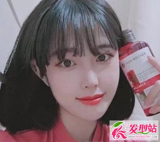 2017瓜子脸女生适合的发型 瓜子脸女生适合什么刘海