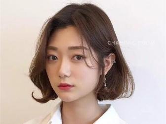 女生短发最新发型 显瘦