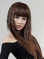 长发女士流行染发颜色  演绎时尚发型潮流