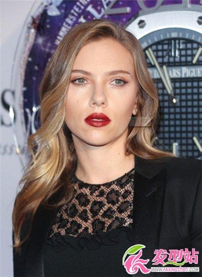 发质比较软适合什么发型 软发质女星演绎潮流造型
