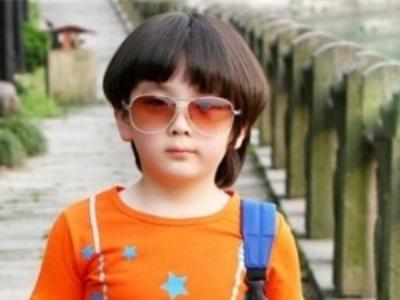 2018小男孩流行发型推荐 男孩最新可爱发型图片