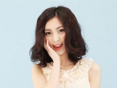 齐肩波波头时尚烫发发型  最新流行中短发烫发