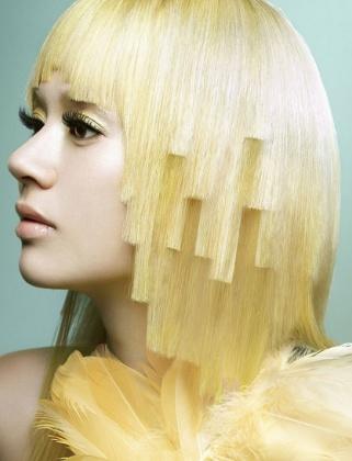 最新创意时尚沙宣发型设计 打造名模秀场潮流气质