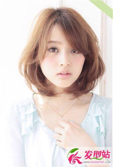 短发发型图片2014女 今年女生最喜欢的短发发型