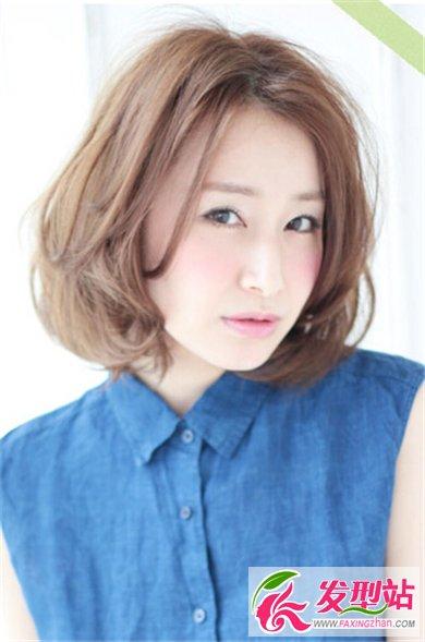 短发发型图片2018女 今年女生最喜欢的短发发型-女生短发-发型站_最新图片