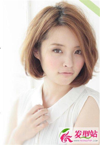 2014最时尚发型_短发发型图片2019女 今年女生最喜欢的短发发型-女生短发-发型站 ...