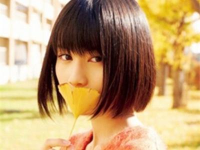 女生清纯学生头短发 时尚短发让你清爽一夏