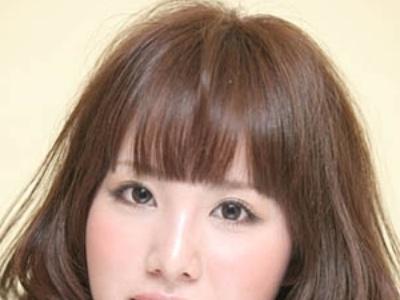 中长短发螺旋烫发型 女生瘦脸必备