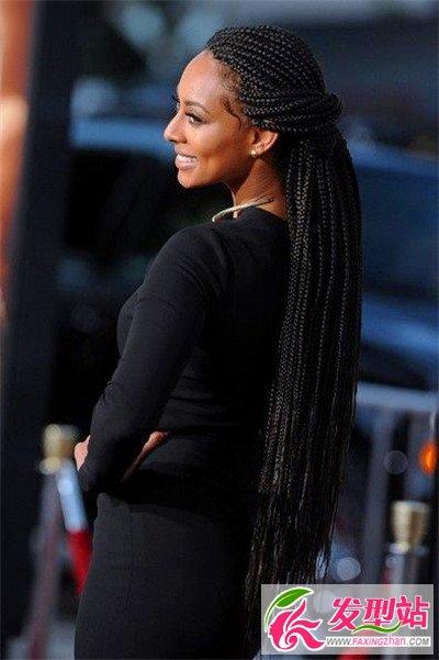 黑人发型攻略 打造另类嘻哈风