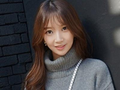 韩式清新镂空刘海发型 甜美刘海打造可爱女生
