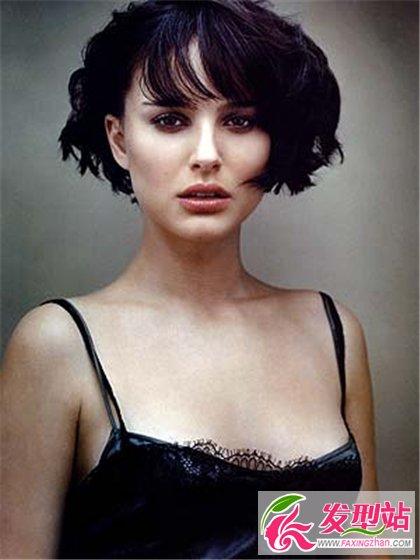 奥斯卡影后娜塔莉波特曼百变发型 演绎欧美范时尚发型秀
