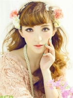 春季如花绽放你的美  换个刘打造你的花团锦簇