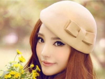 春季风大发型不保  有了帽子怎样都好