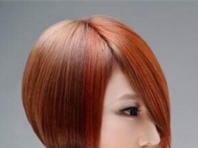 女生流行短发沙宣发型图片 唯美设计充满艺术美