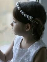 9款欧美小女孩发型扎法图片 甜美可爱萌萌哒