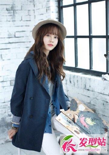 《Who Are You-学校2015》女主角金所炫漂亮发型 清新可爱的小女神