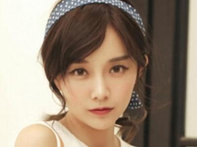 女生甜美刘海发型图片分享 百变造型很是吸睛