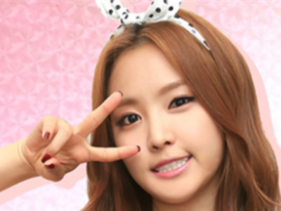 最新韩式卷发发型图片 呆萌甜美有气质