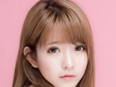 甜美刘海造型图片分享 减龄发型更吸睛