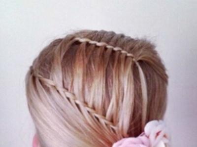 30款小女孩发型扎法 最全儿童编发图片