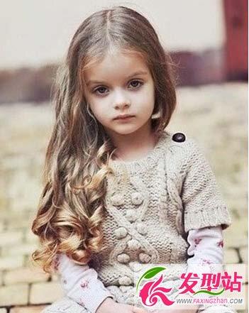 小公主发型