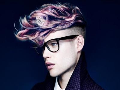 2015男生非主流发型合集 越狂野越个性